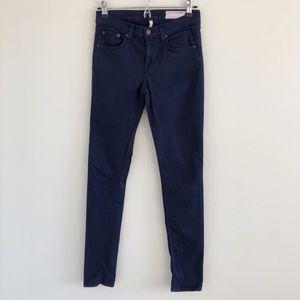 🆕 rag & bone/JEAN The Skinny Jean in PFD Size 26